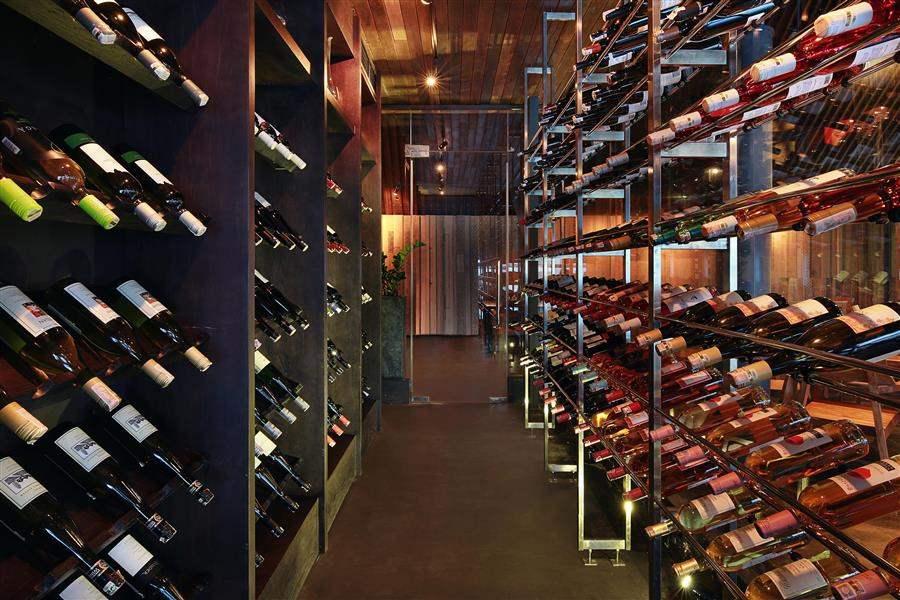 Anantara Seminyak Wine Cellar