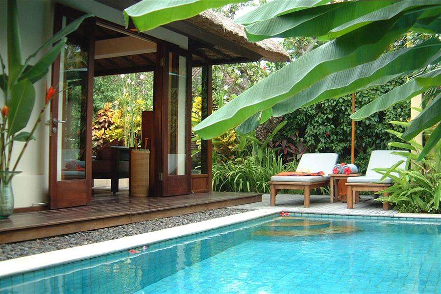 Bali Pavilions Villas Pool Outdoors