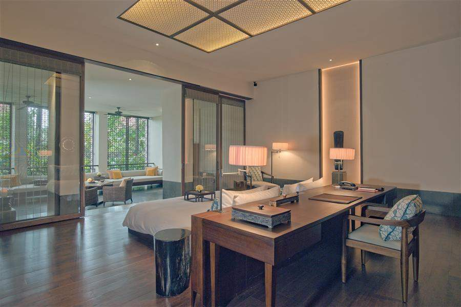 Fairmont Sanur Beach Bali Room Interior