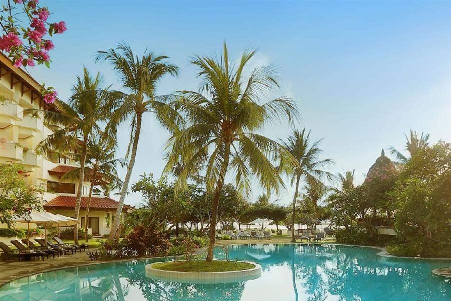 Grand Mirage Resort Thalasso Bali Pool View