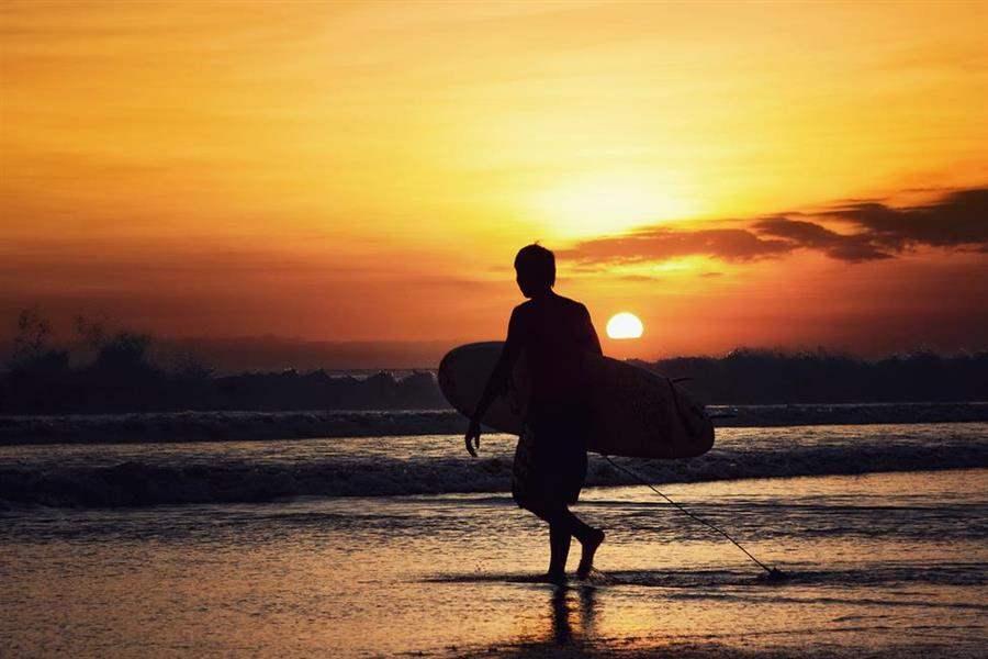 SurfingSunset