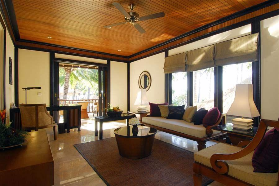 Spa Village Resort Tembok Lounge Interior
