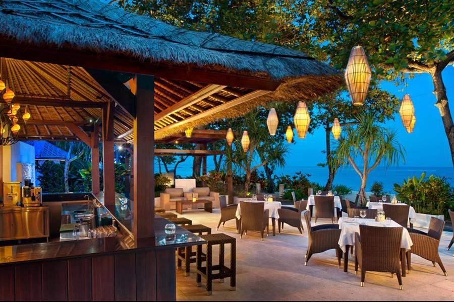 The Laguna Resort Andspa Bali Restaurant Night