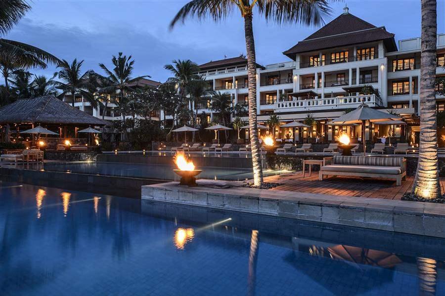 ResortPoolEvening