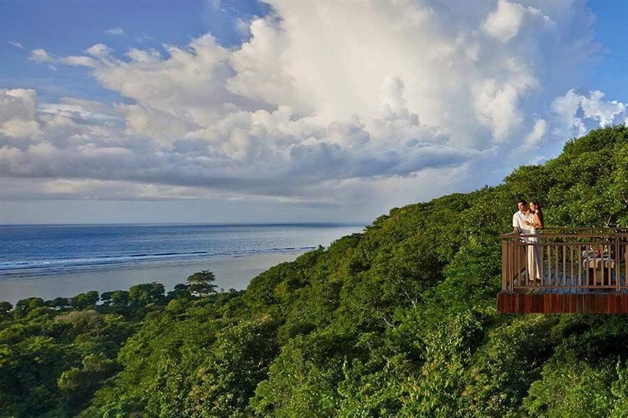 The Ritz Carlton Bali View Over Ocean