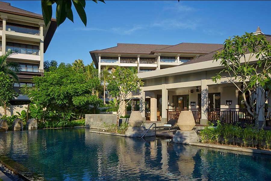 The Ritz Carlton Bali Villas Over Water