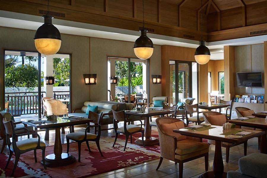 The Ritz Carlton Bali Restaurant Interior