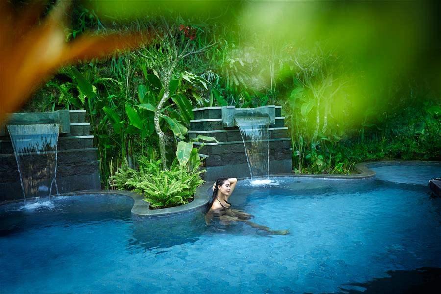 BalineseBathingPool