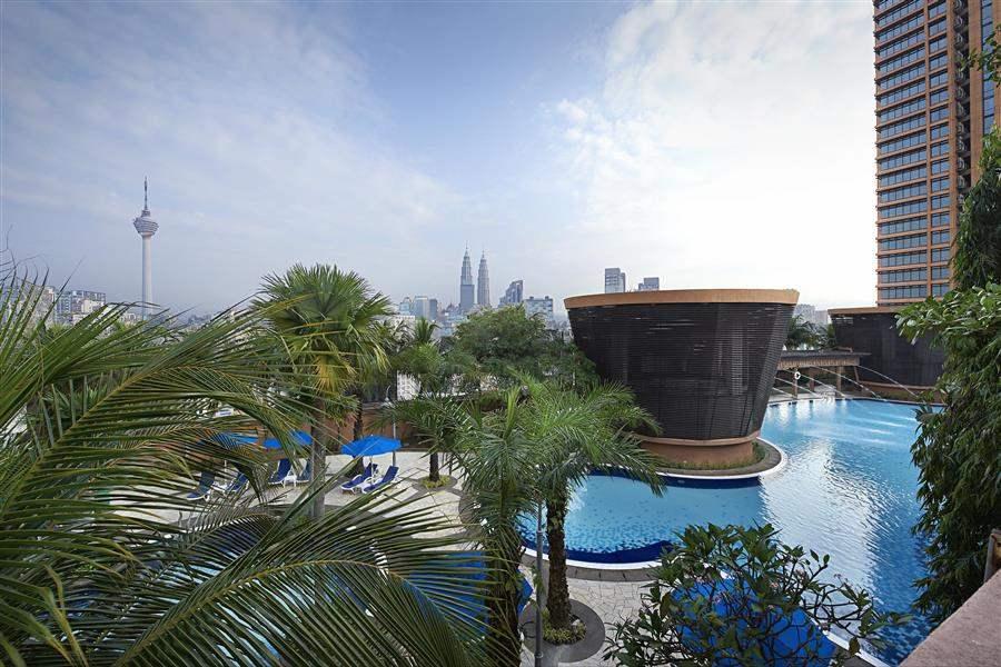Berjaya Times Square Hotel Swimming Pool Sky