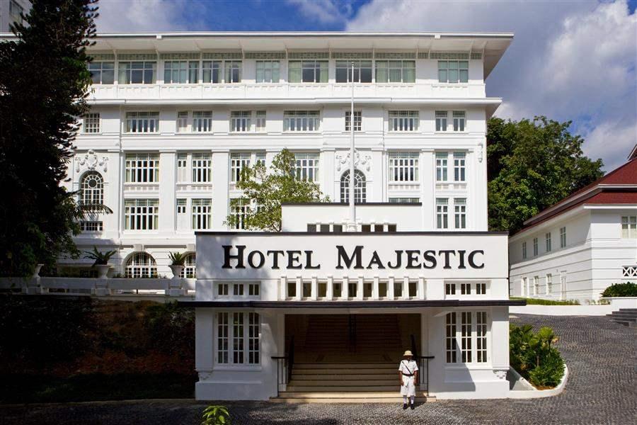 Majestic Hotel Kuala Lumpur Hotel Exterior