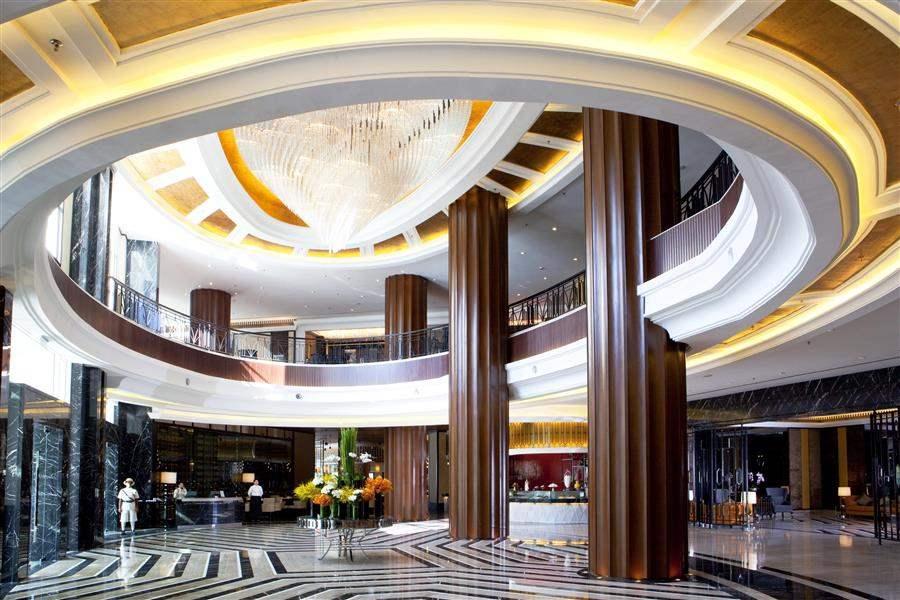 Majestic Hotel Kuala Lumpur Lobby Area