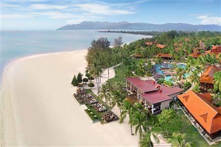 Meritus Pelangi Beach Resort and Spa Langkawi Aerial
