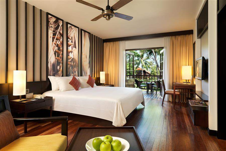 Meritus Pelangi Beach Resort and Spa Langkawi Garden Terrace