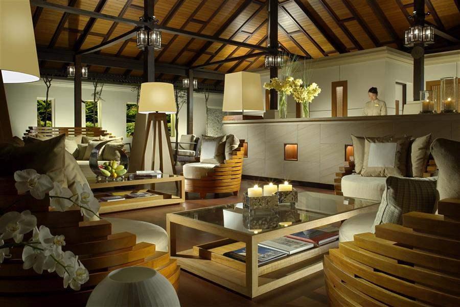 Pangkor Laut Main Resort  and Spa Village Lounge Interior