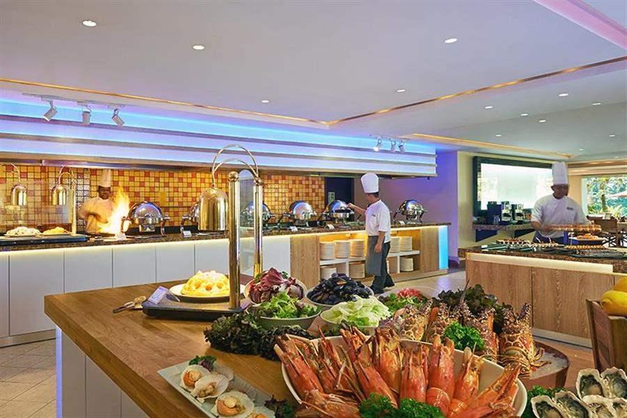 Park Royal Penang Resort Brasserie