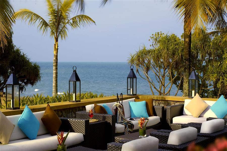 Tanjong Jara Resort Lounge Sea View