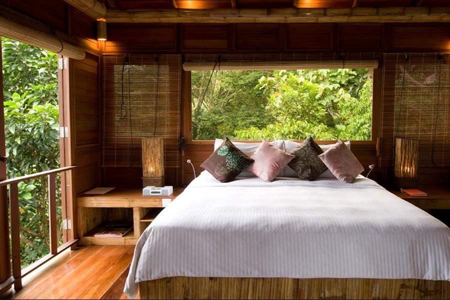 Japamala Resort Treetop Bedroom