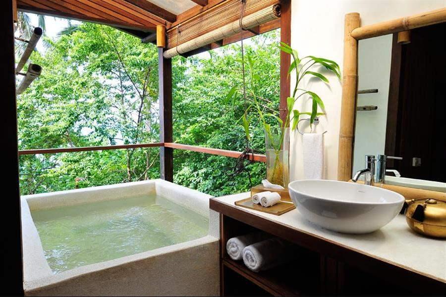 Japamala Resort Penghulu Bathroom