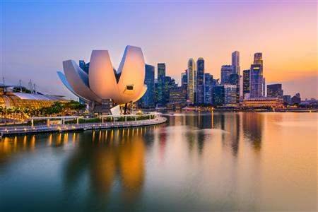 SingaporeSkylineNight