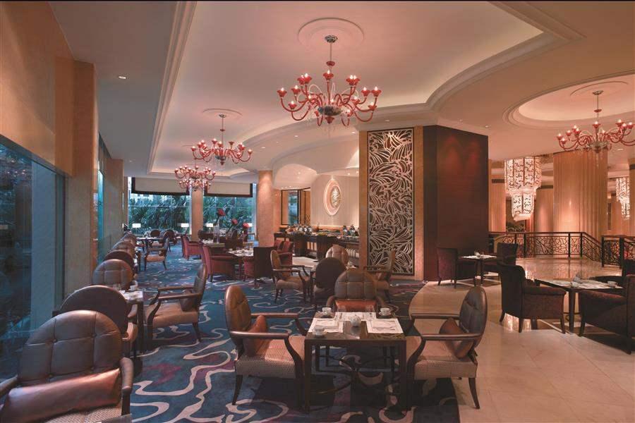 Shangrila Hotel Singapore Hotel Lounge