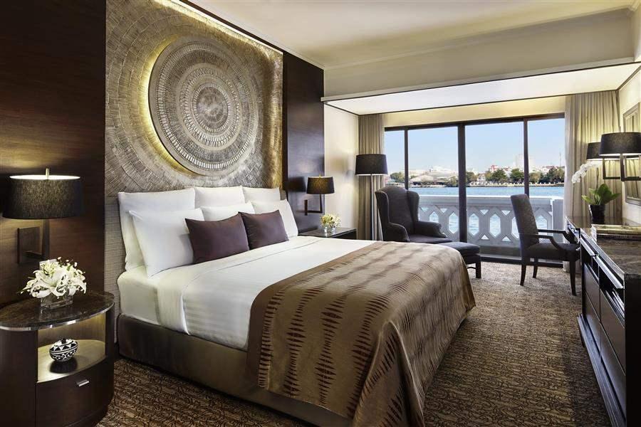 Anantara Bangkok Riverside Resort Spa Double Room Interior