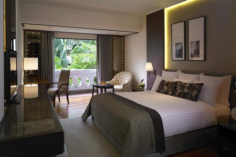 Anantara Bangkok Riverside Resort Spa Guest Room