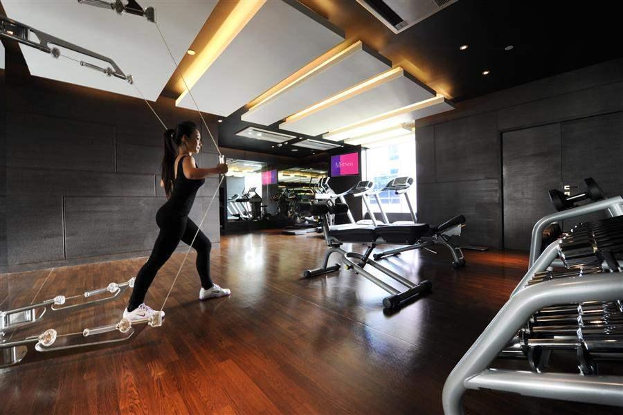 Mode Sathorn Hotel Fitness Centre