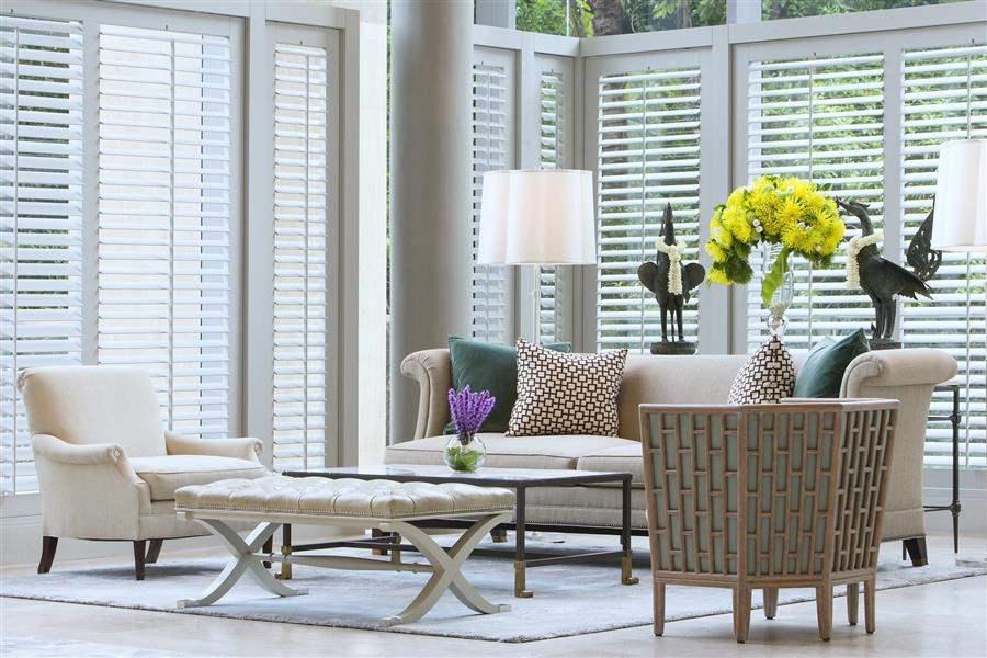 Oriental Residence Bangkok Guest Lounge