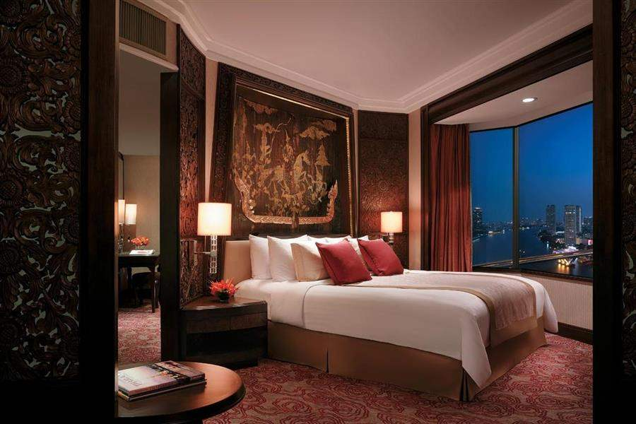 Shangri La Hotel Bangkok Double Suite Night