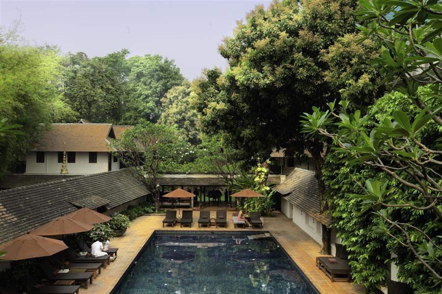 Tamarind Village Chiang Mai Swimming Pool