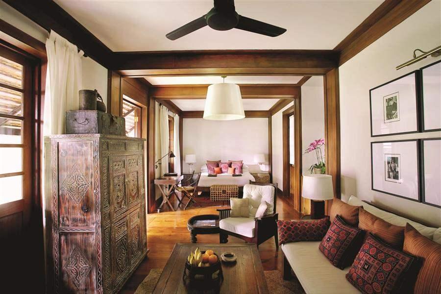Tamarind Village Chiang Mai Suite Interior