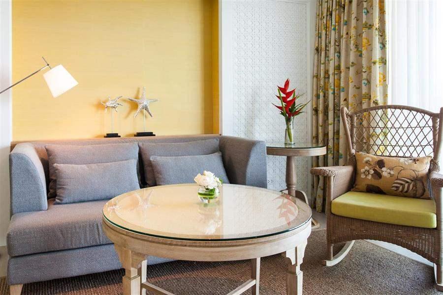 Amari Hua Hin Suite Lounge Interior