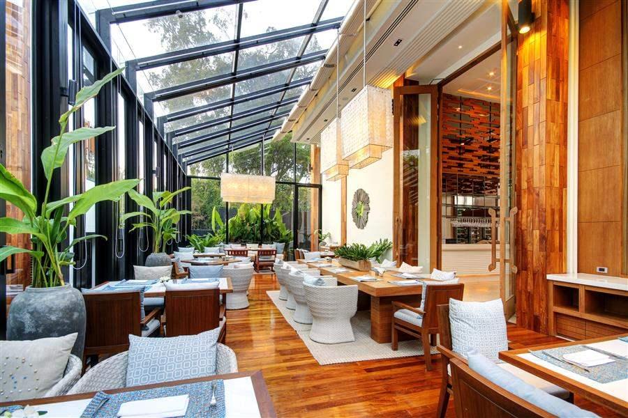 Cape Nidhra Hotel Restaurant