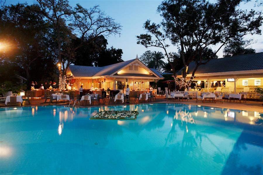Centara Grand Beach Resort Hua Hin Pool Night