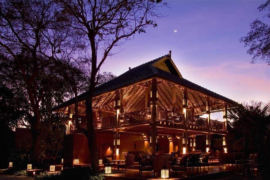 Hyatt Regency Hua Hin Hotel Exterior