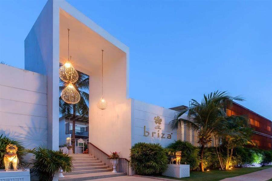 The Briza Beach Resort Exterior