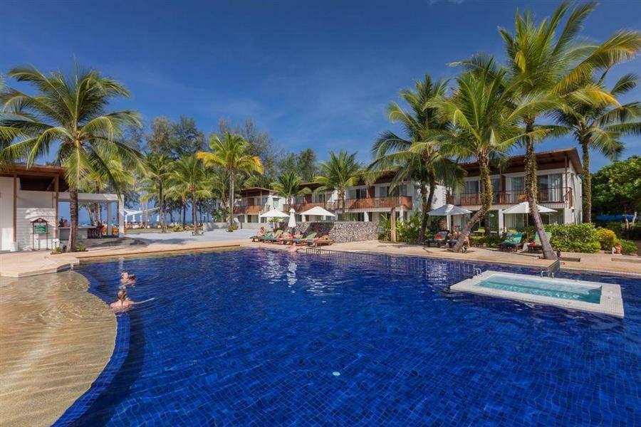 The Briza Beach Resort Pool View