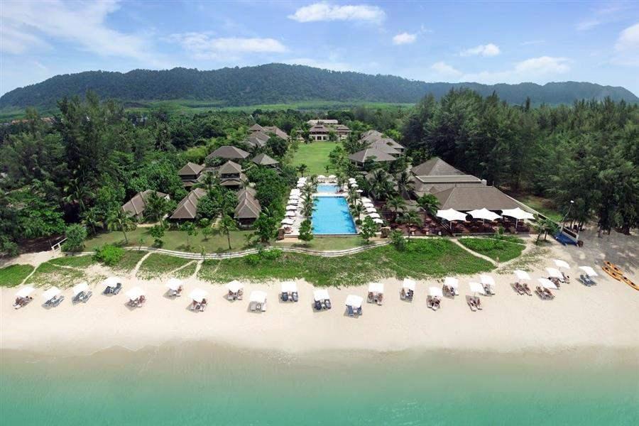 Layana Resort and Spa Resort Aerial