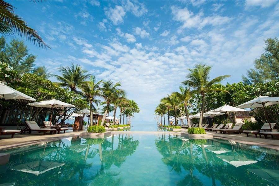 Layana Resort and Spa Hotel Pool