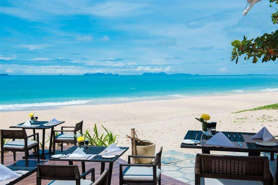 Layana Resort and Spa Beach Dining
