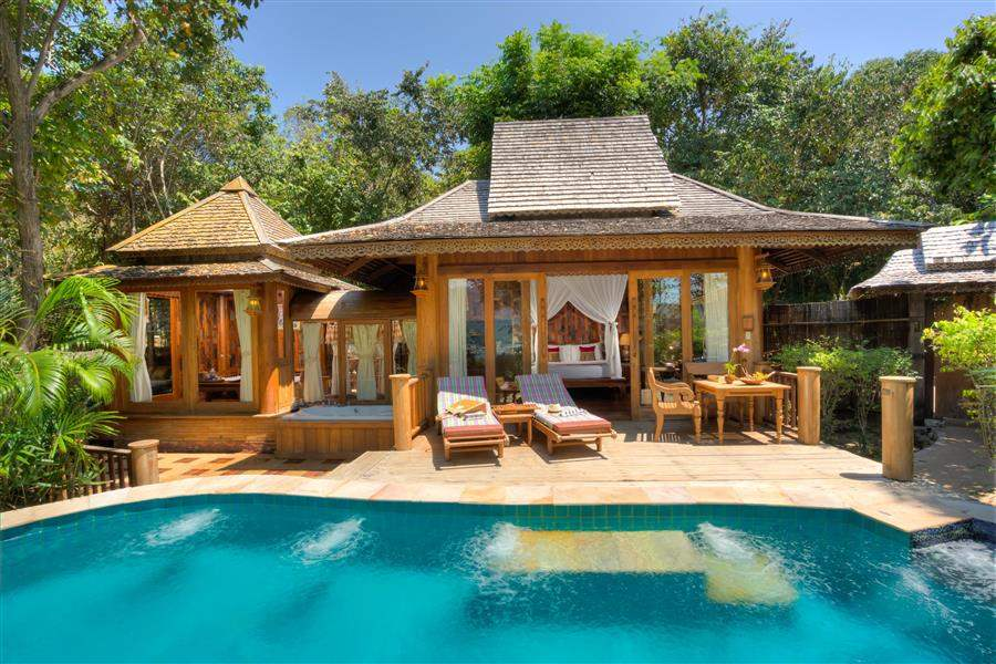 Santhiya Resort Spa Pool Villa