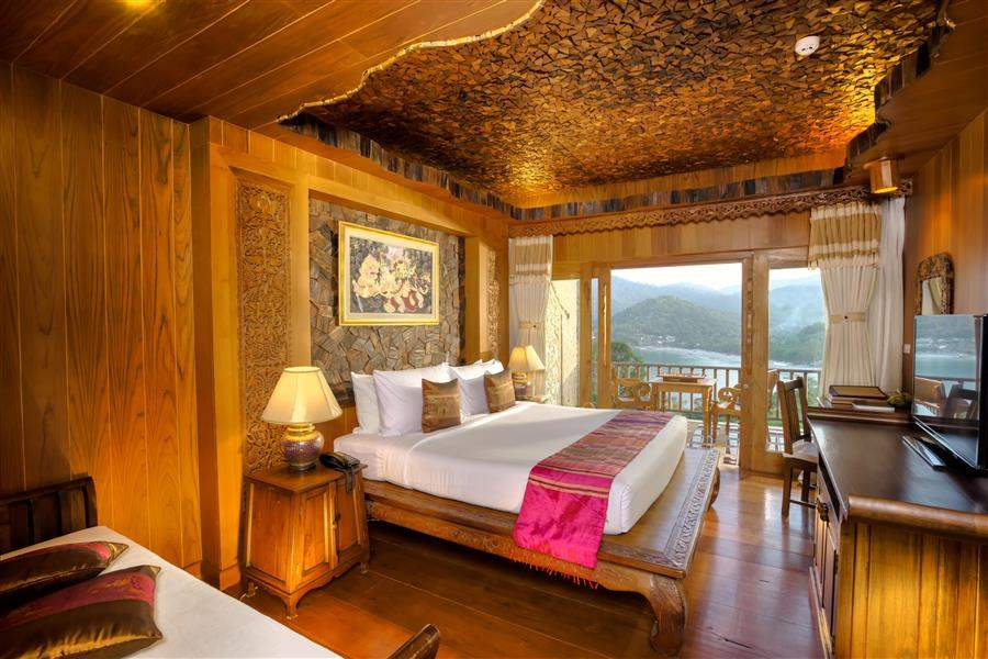Santhiya Resort Spa Guest Room Double