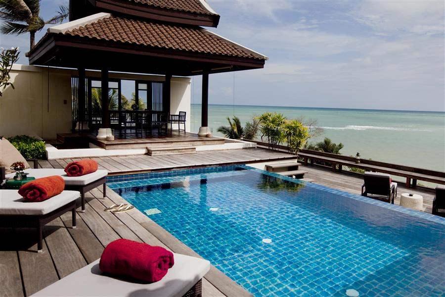 Anantara Lawana Resort and Spa Samui Swimming Pool