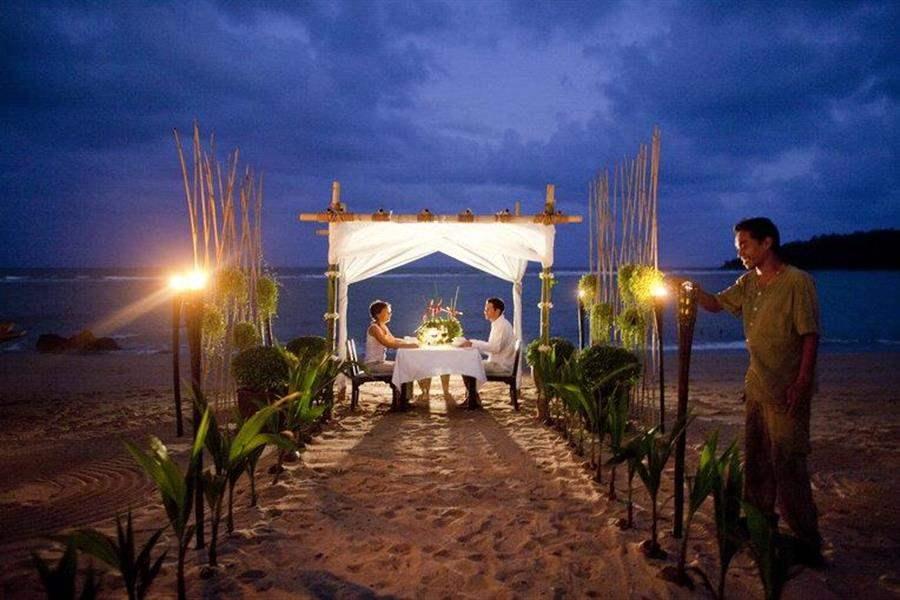 Anantara Lawana Resort and Spa Samui Beach Dining