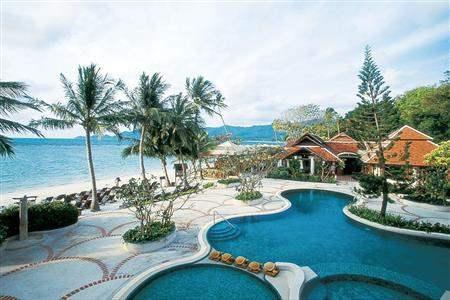 Chaweng Regent Beach Resort Resort Aerial