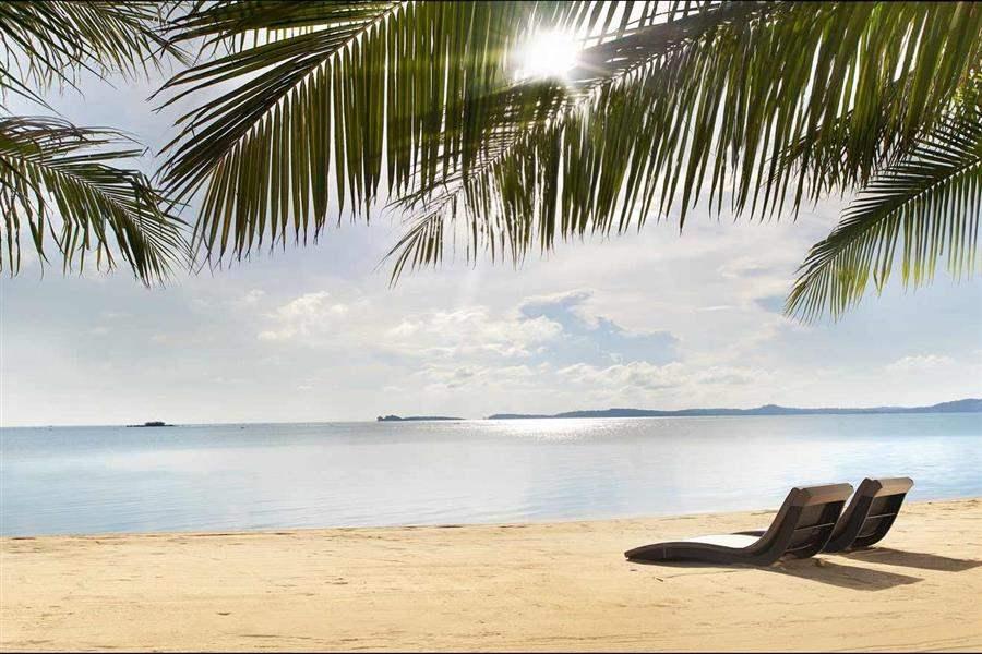 W Retreat Koh Samui Beach Loungers