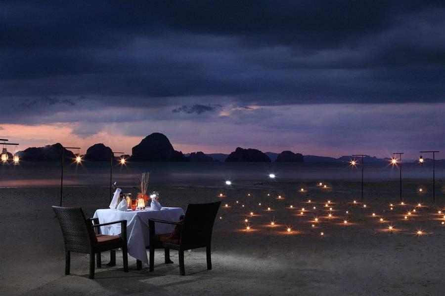 Amari Vogue Resort Romantic Dining