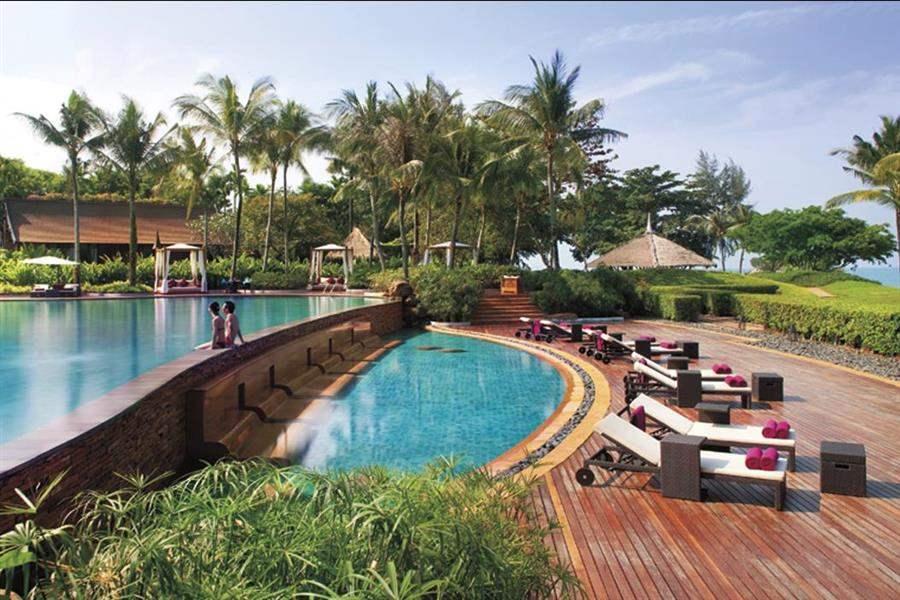Phulay Bay A Ritz Carlton Reserve Swimming Pool
