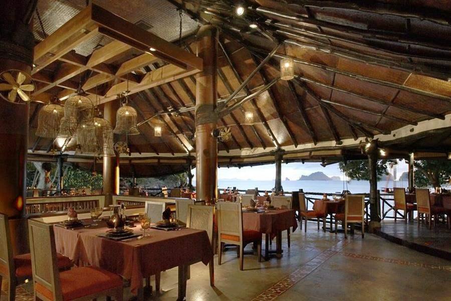 Rayavadee Hotel Restaurant