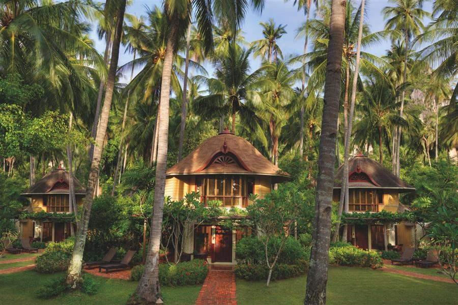 Rayavadee Hotel Garden
